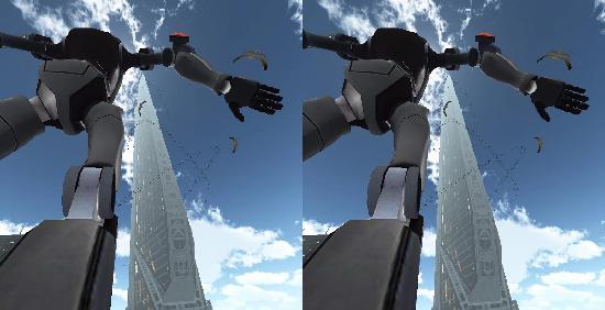骑行VR海洋城市图2