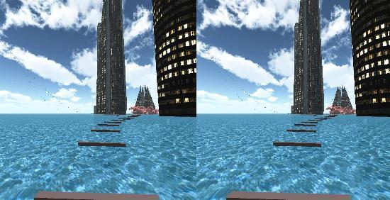 骑行VR海洋城市图4