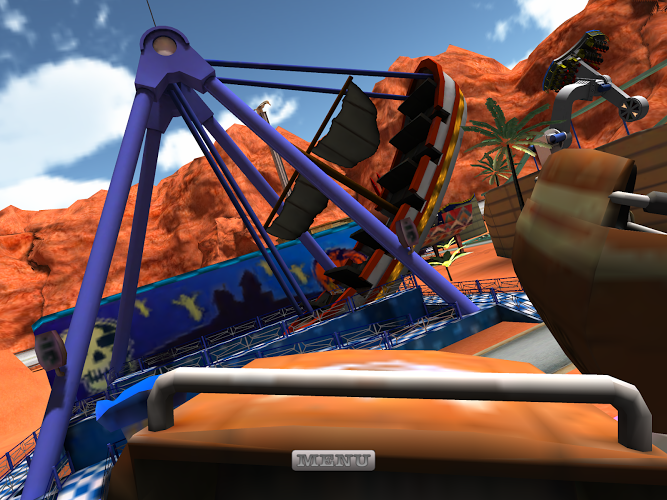 虚拟游乐场VR图1