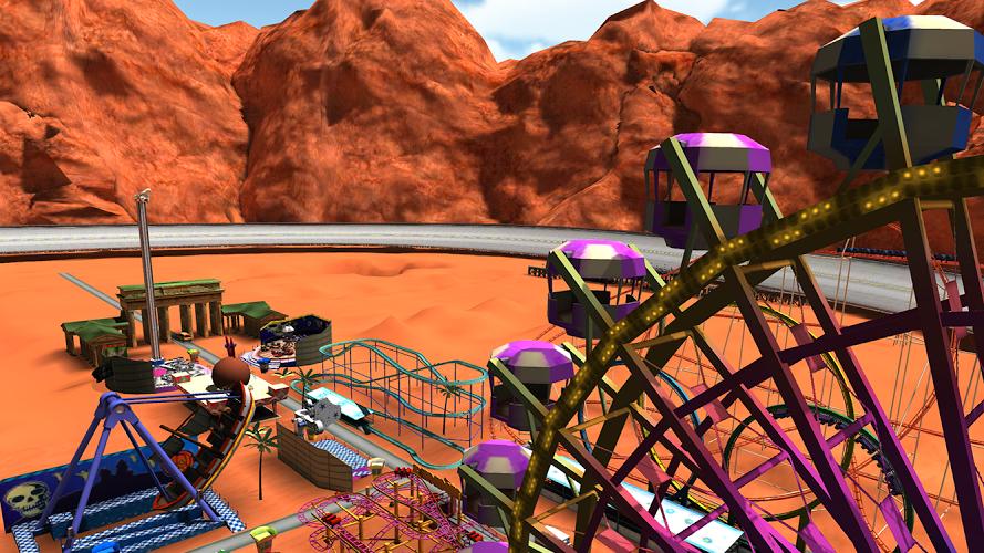 虚拟游乐场VR图4