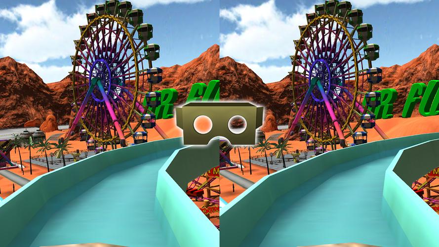 虚拟游乐场VR图5