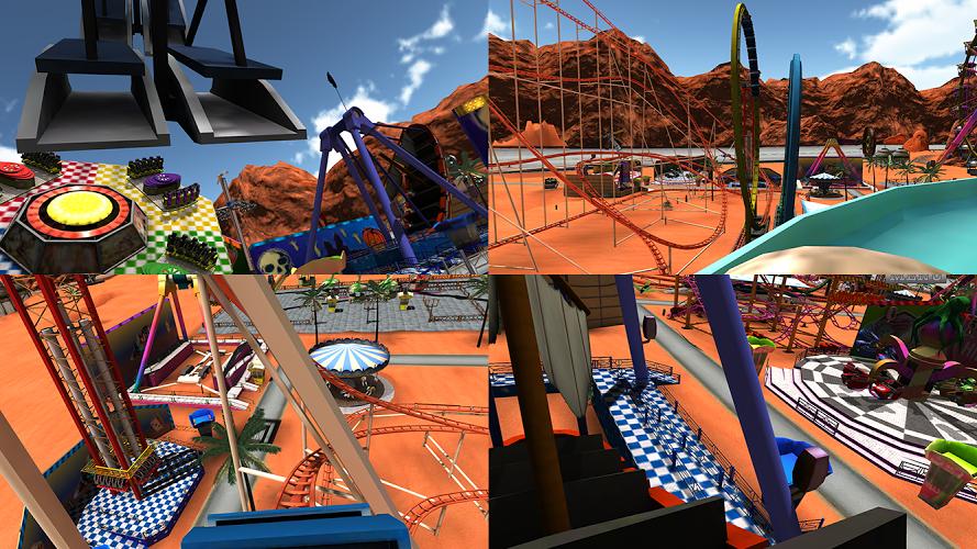 虚拟游乐场VR图6