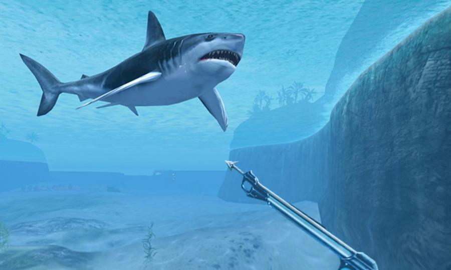 鲨鱼VR图1
