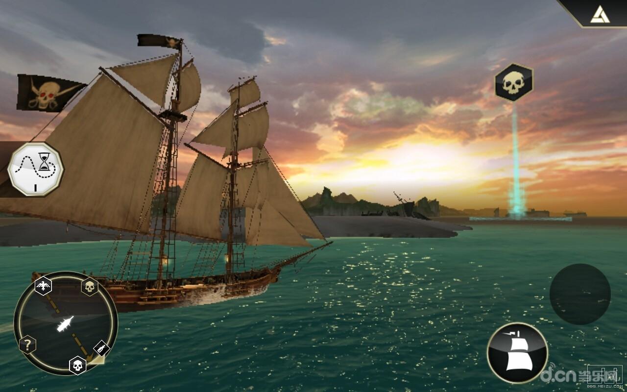 刺客信条:海盗奇航(含数据包)