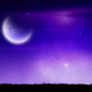 星空月下2