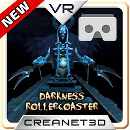 黑暗过山车VR(含数据包)