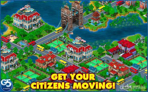 虚拟城市游乐场修改版(含数据包)截图