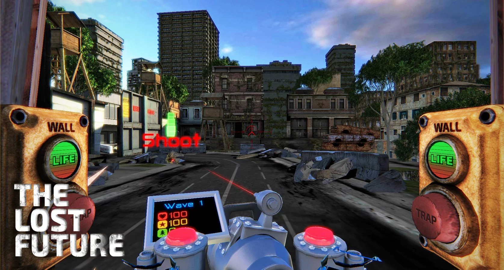 失落的未来:VR射手图3