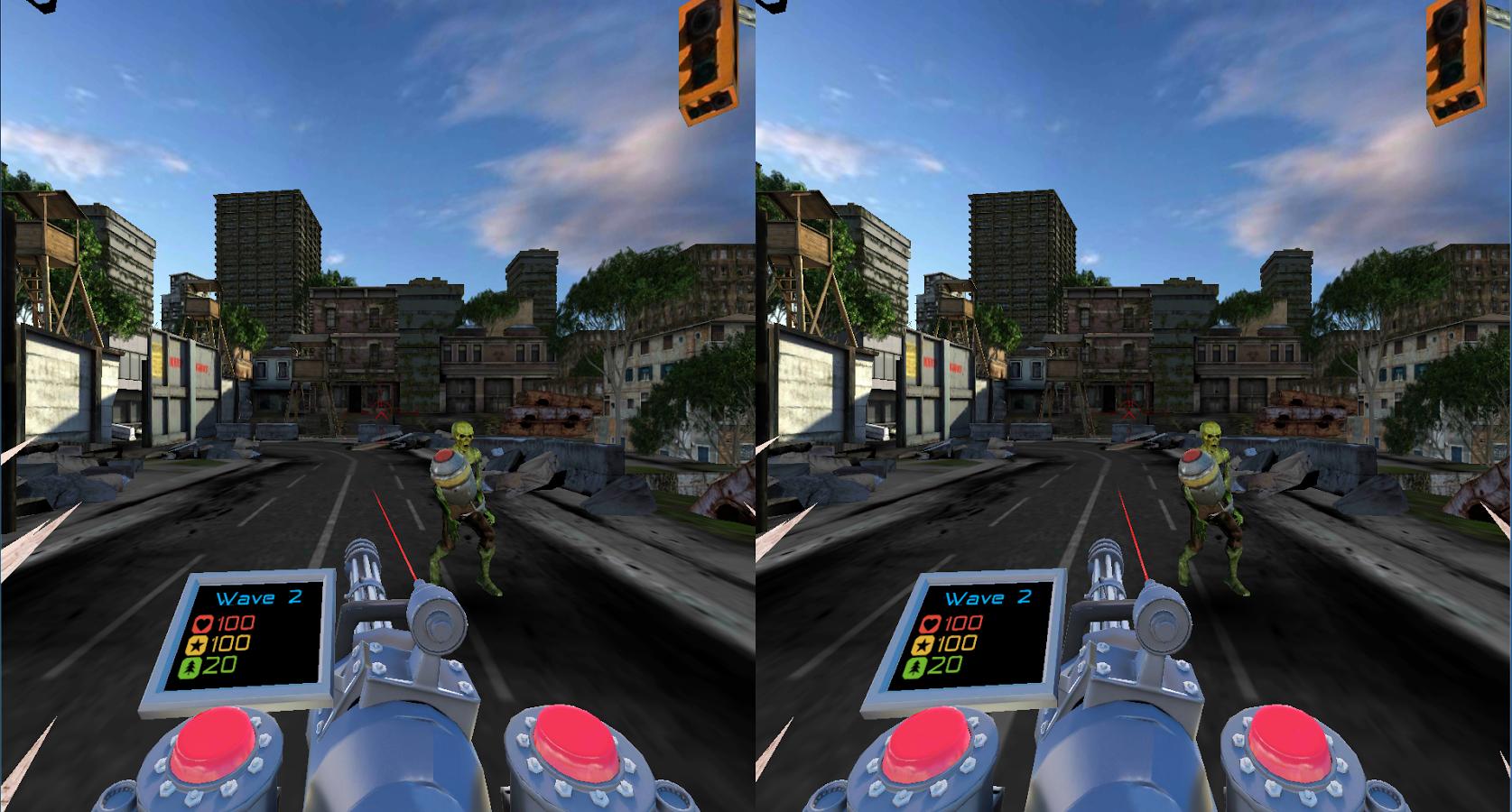失落的未来:VR射手图5