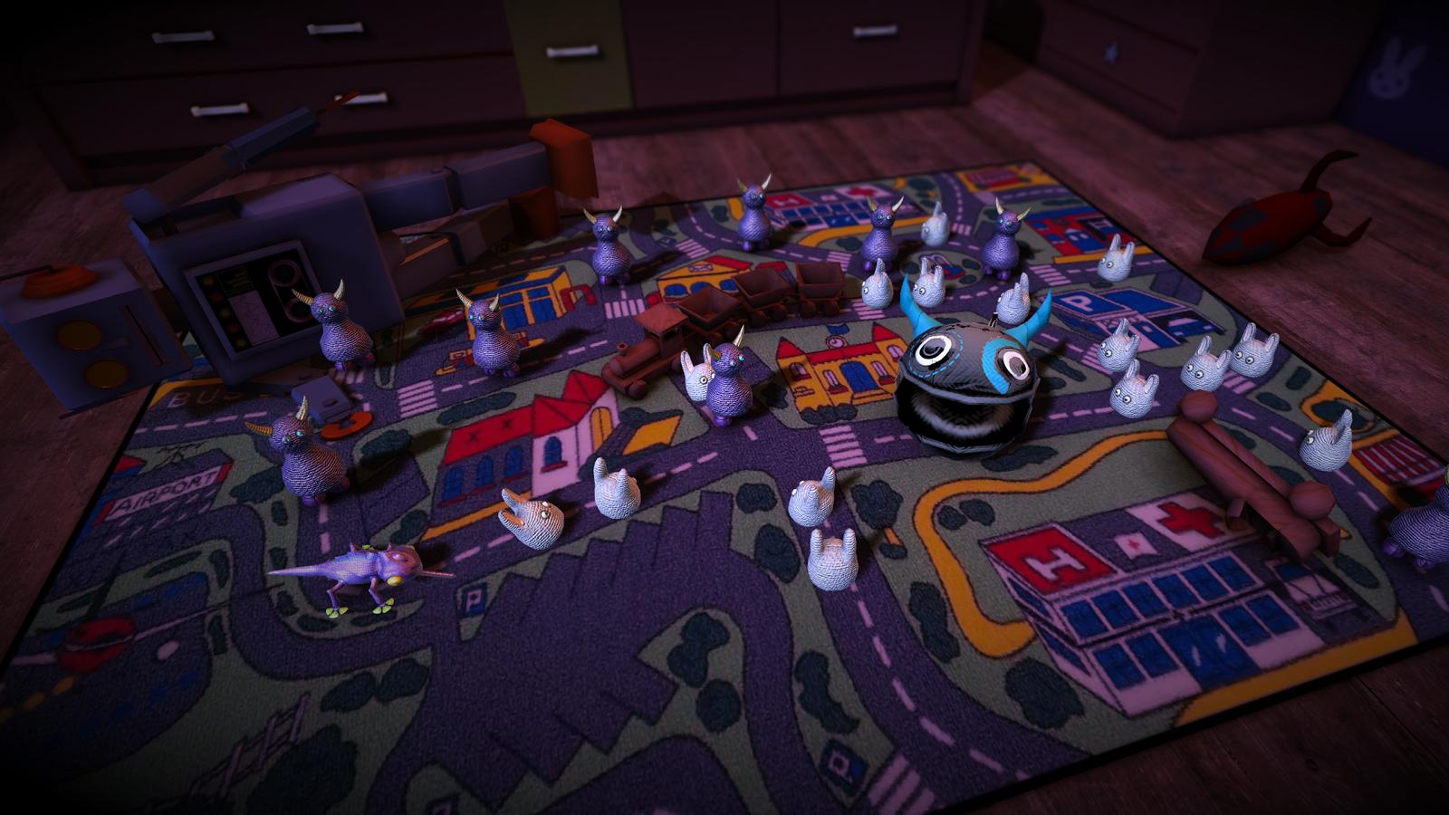 恐怖的夜晚VR精简版(含数据包)图3