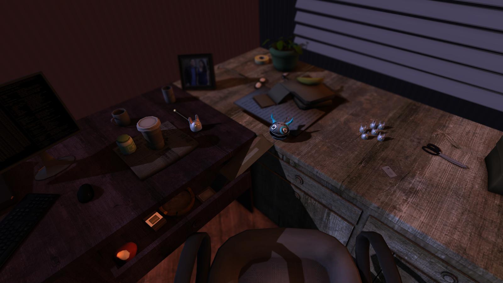 恐怖的夜晚VR精简版(含数据包)图5