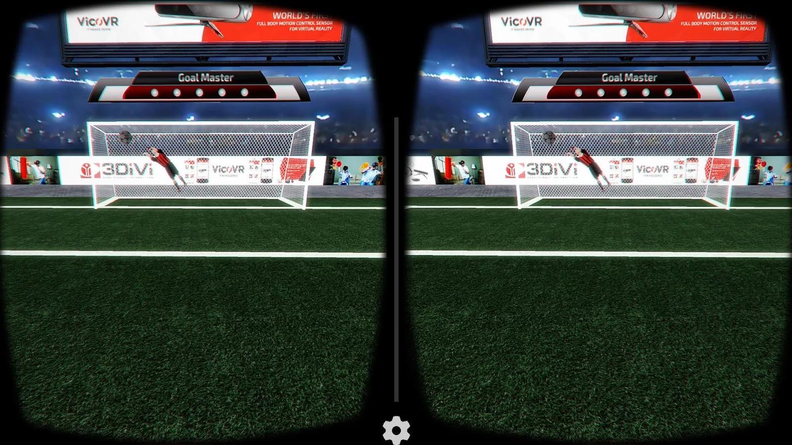 射门大师VR图4