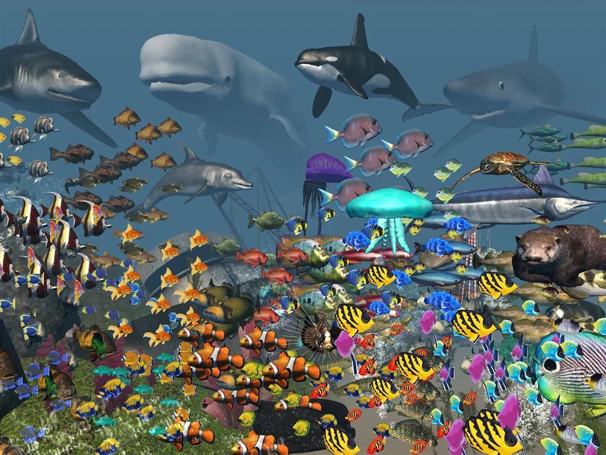 VR海族馆图1