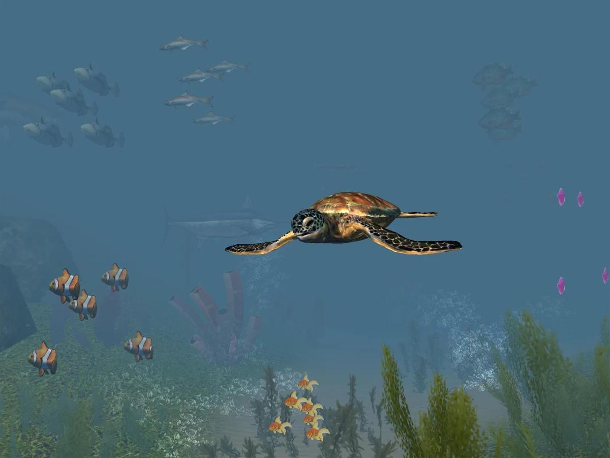 VR海族馆图2