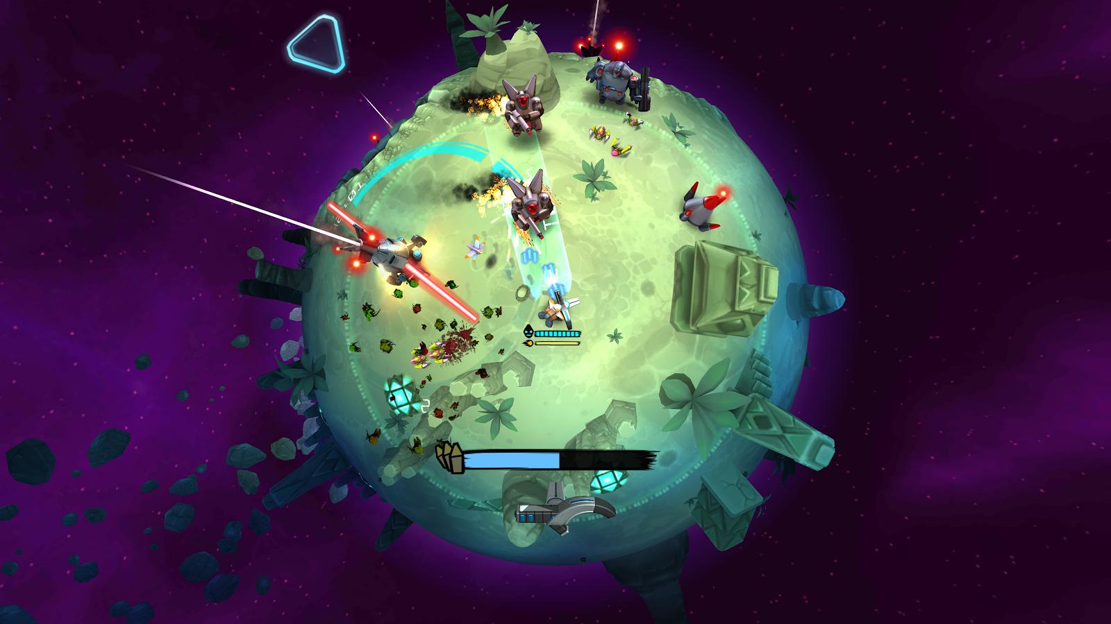 戰斗星球VR圖1