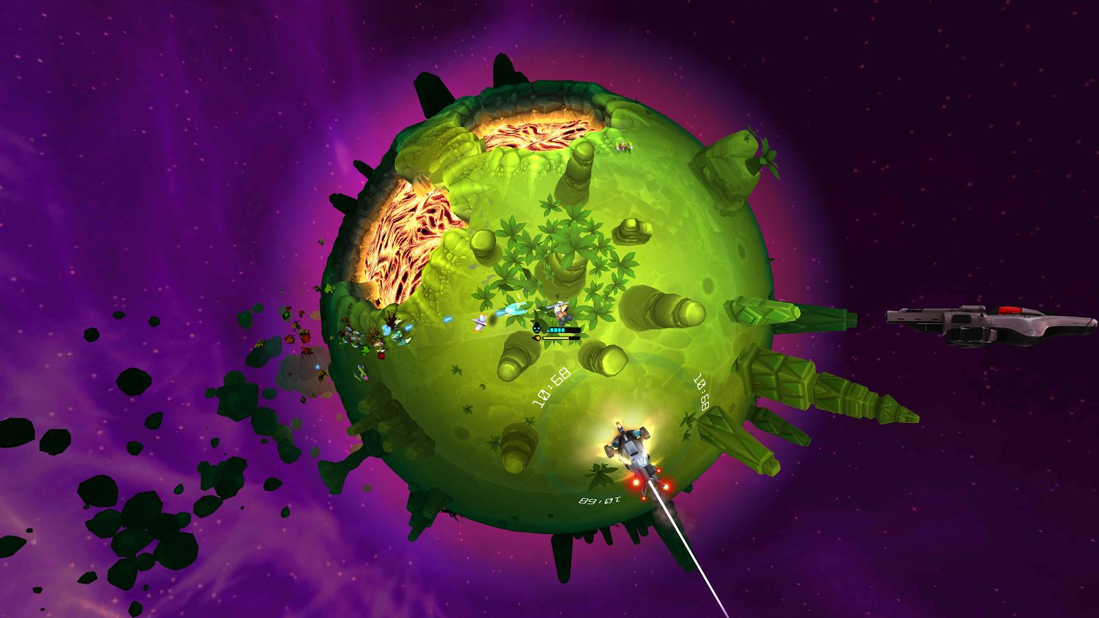戰斗星球VR圖2