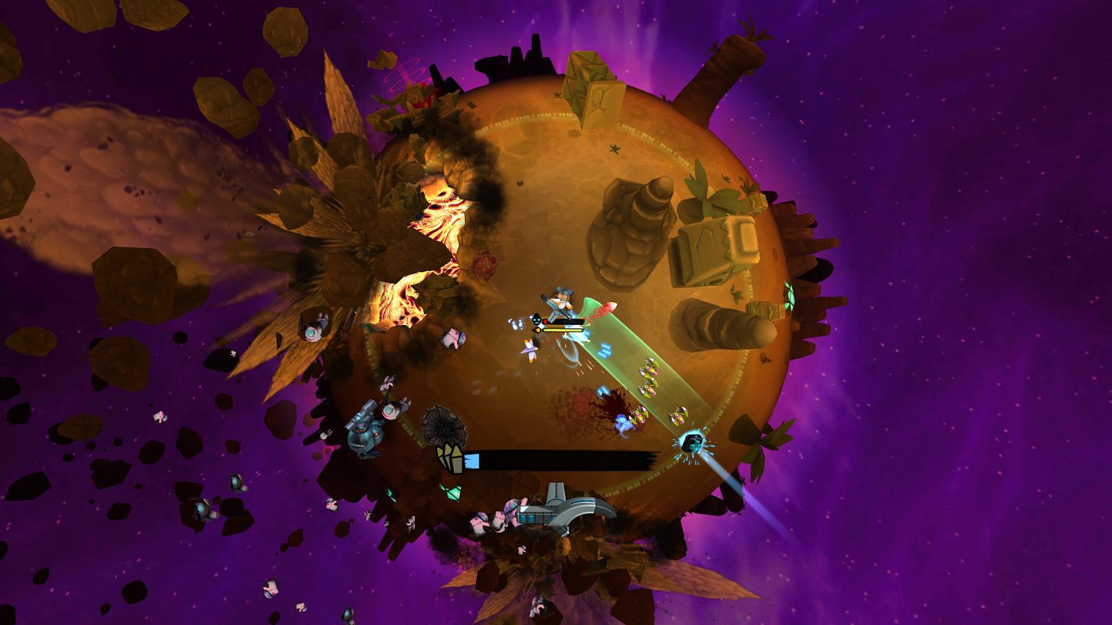 戰斗星球VR圖3