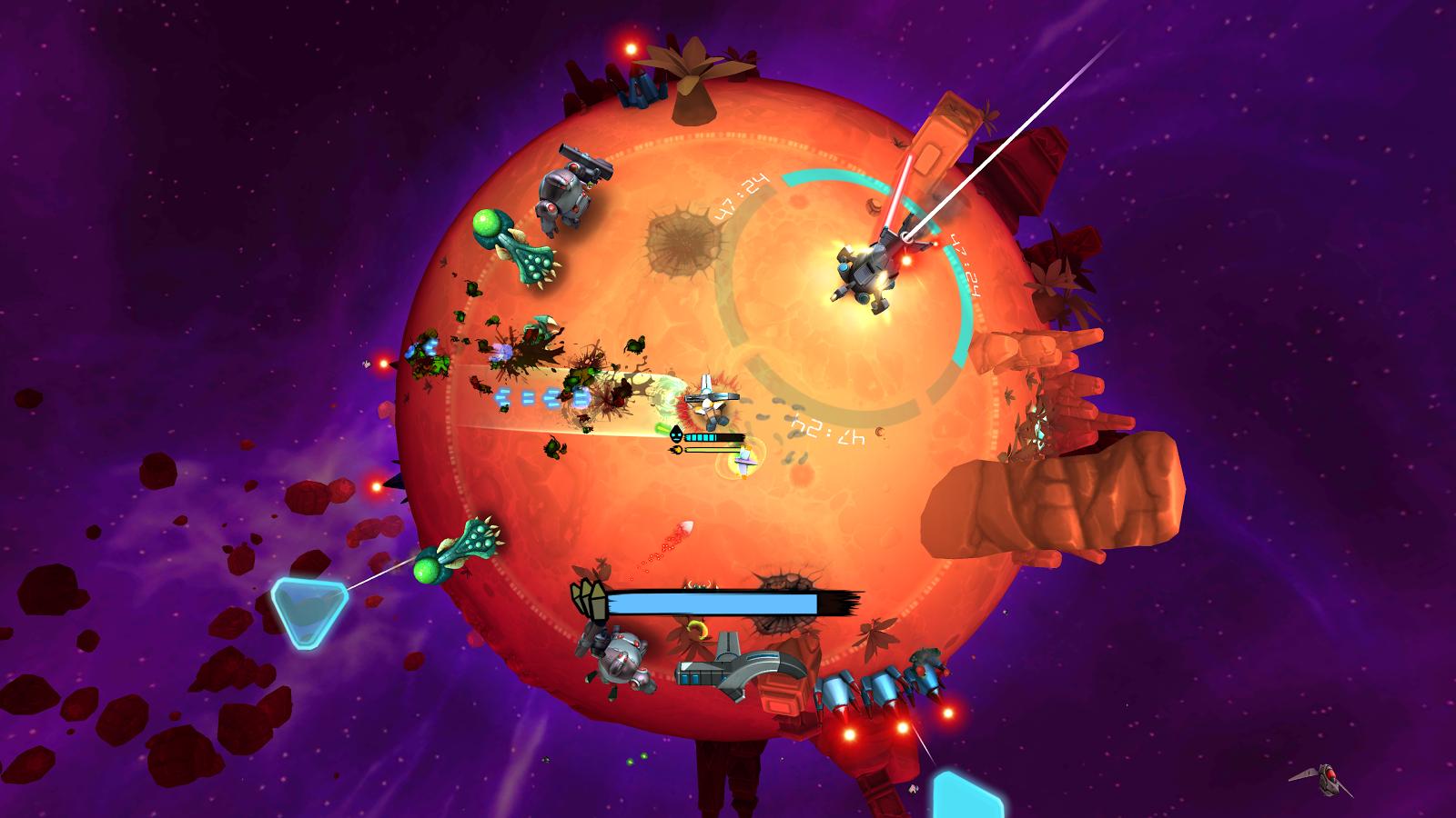 戰斗星球VR圖4