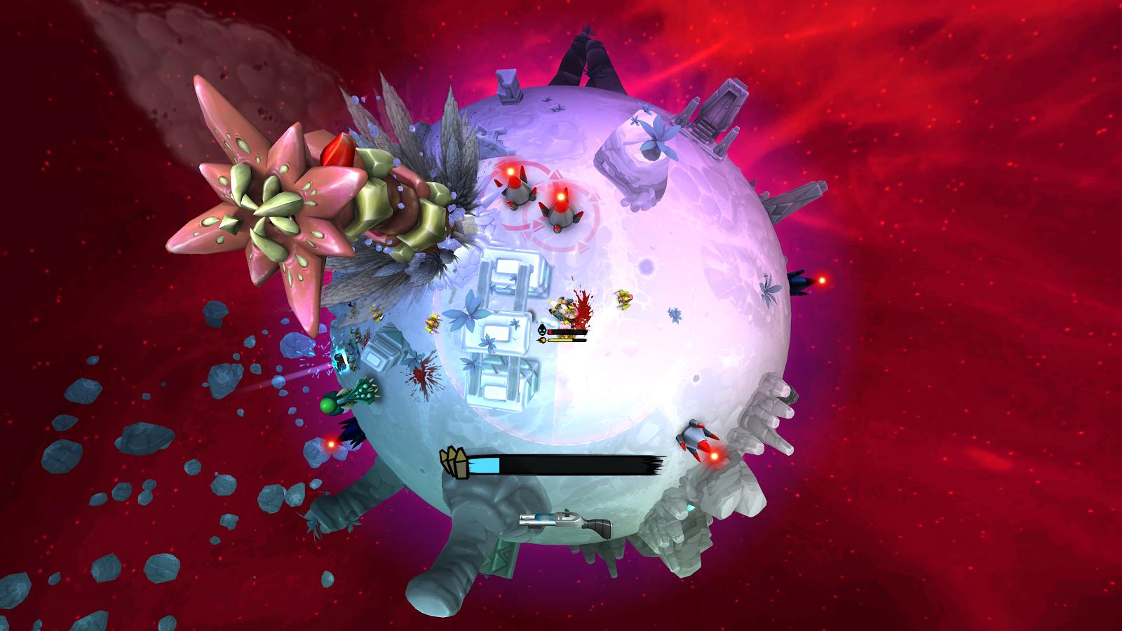 戰斗星球VR圖5