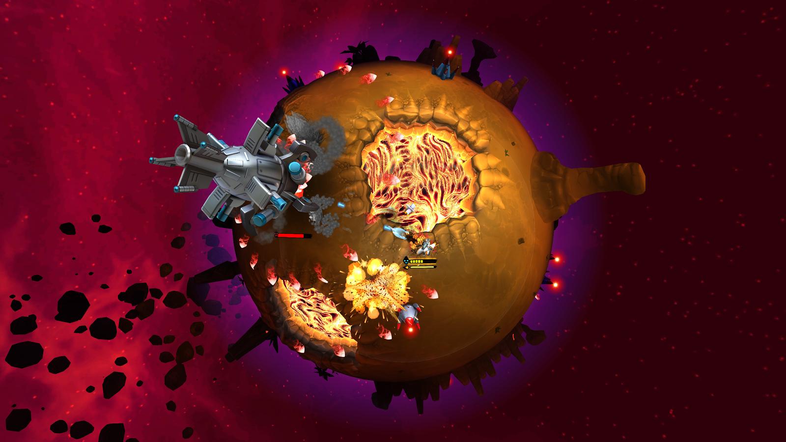 戰斗星球VR圖7