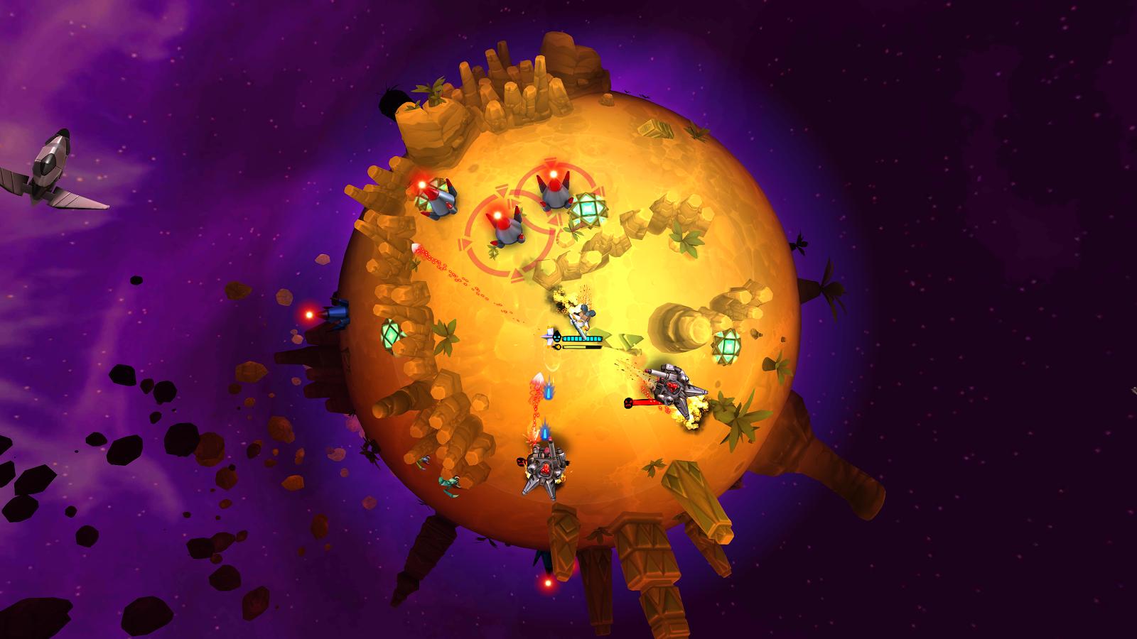戰斗星球VR圖8